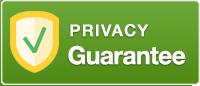 Privacy guarantee badge